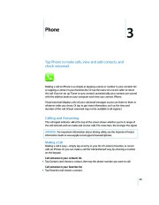 iPhone Users Guide page 29